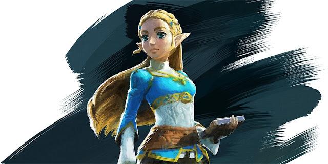 Interesting Facts about Princess Zelda - The Legend of Zelda