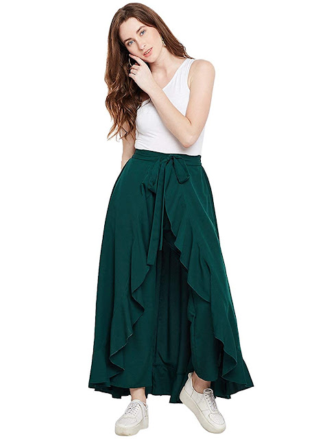 Ruffle Pants for Women