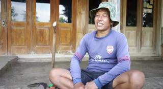 54 tahun jadi Petani, Tamijan akui pembangunan jalan merata di Jaman Pak Ipong