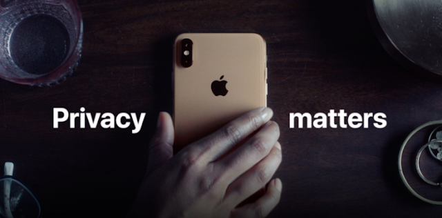 Apple makes cool new ad about iPhone Privacy