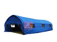 Tenda Oval BNPB 6x8x3
