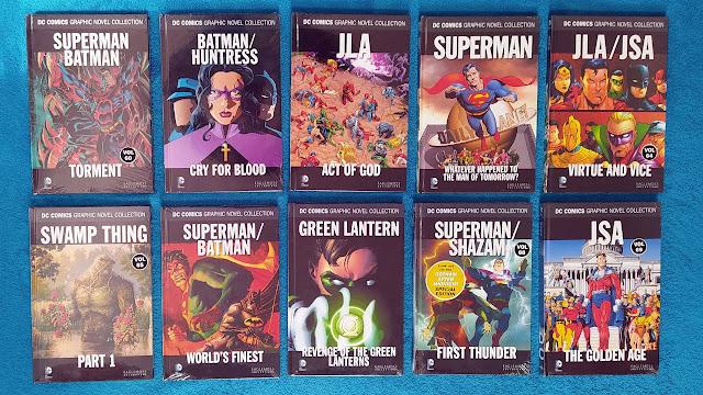 Eaglemoss DC Comic Collection Vol 60 - 69