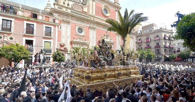 Autorizadas las procesiones y el culto externo en Andalucía