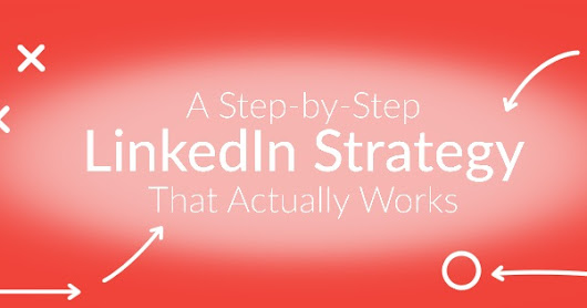 Learn This Step-by-Step LinkedIn Strategy To Leverage Your Business
