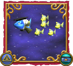 Wizard101 Fishing Dragonspyre Fish Myth School of Fish