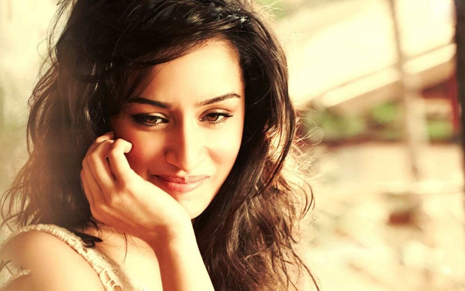 Cute Images Of Shraddha Kapoor