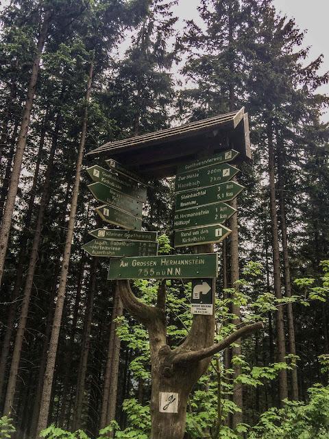wandern ilmenau rund um den kickelhahn - outdoor-blog