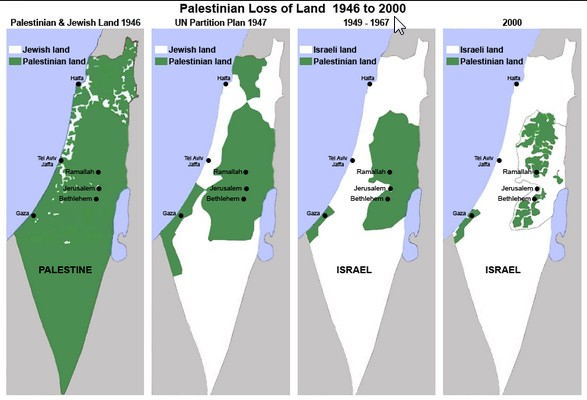 Man On Fire Palestine Map Censorship Israel Lobby Orders McGraw - Geneva convention map