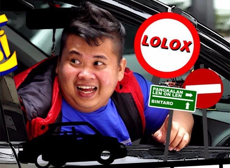 Lolox pemeran Lolox