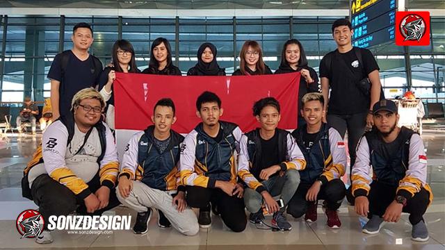 2 Tim Indonesia Menjadi Perwakilan PBWC dan PBIWC 2019!