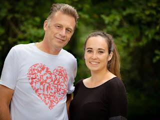 image result for chris packham step daughter