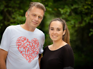 image result for chris packham step daughter