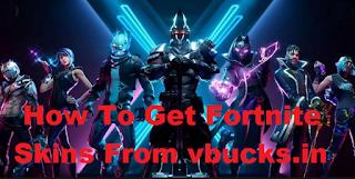 vbucks.in | Fortnite skin generator from www.vbucks.in