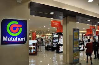 Contoh Soal Psikotes (TPA) PT Matahari Department Store Tbk tahun 2018