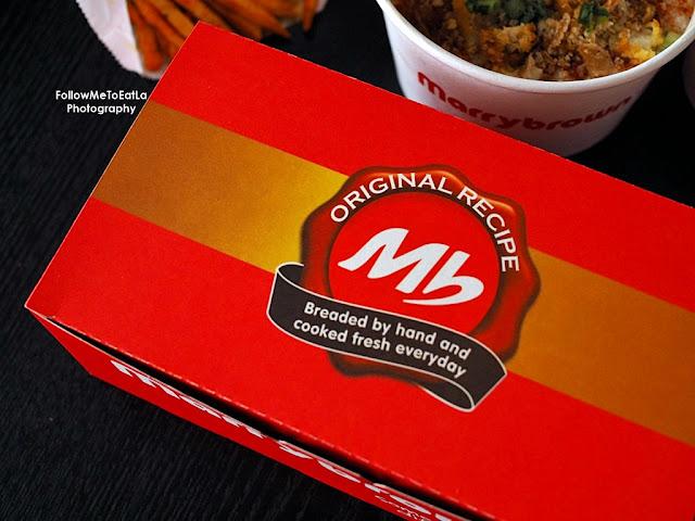 MARRYBROWN Offers Mala-Tup MB Mala Fried Chicken To Malaysian Mala-Lovers