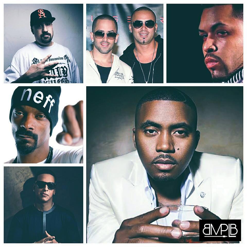 Raperos Que Colaboraron Con Reggaetoneros | Beat Making ...