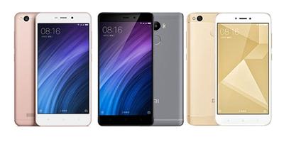 Cara Reset Pabrik Xiaomi Redmi 4A, Redmi 4, dan Redmi 4X Dengan Mudah