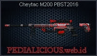 Cheytac M200 PBST2016