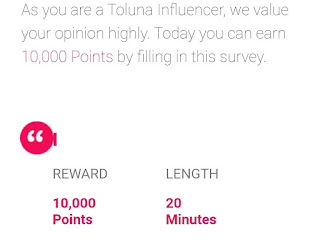 toluna unlimited survey