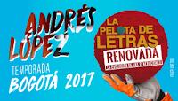 LA PELOTA DE LETRAS RENOVADA CON ANDRES LOPEZ
