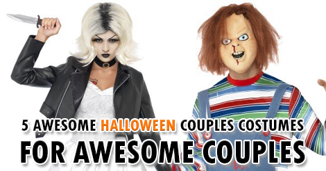 10 Halloween Couples Costumes For Awesome Couples