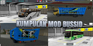 Kumpulan Mod Bussid Terbaru Part 1