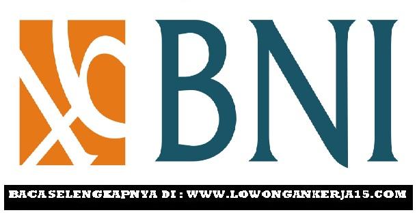 Lowongan Kerja Terbaru Bank Negara Indonesia (Persero)
