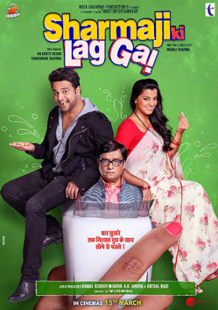 Sharma ji ki lag gayi 2019 Full Hindi Movie Download HDRip 720p
