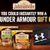 Win a $100 Under Armour Gift Card Instantly From Johnsonville Chicken - 500 Winners. Limit One Entry Per Day, Ends 4/30/18