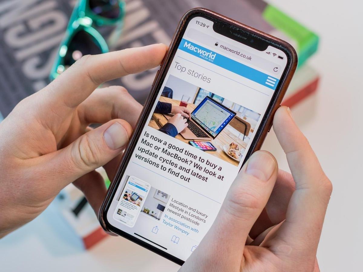 Hướng dẫn cách chụp toàn bộ trang web trên iphone