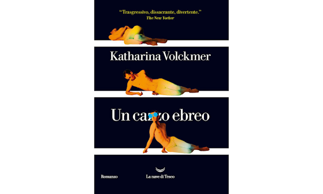 Un cazzo ebreo di Katharina Volckmer