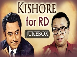 Kishore Kumar For  R.D Burman Jukebox