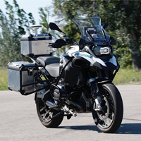 BMW Otonom (Sürücüsüz) Motosiklet
