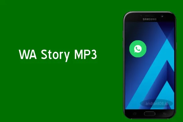 Cara Update Story WhatsApp Musik Mp3 Tanpa Aplikasi