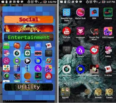 Cara Ganti Tema Android Tanpa Aplikasi 3