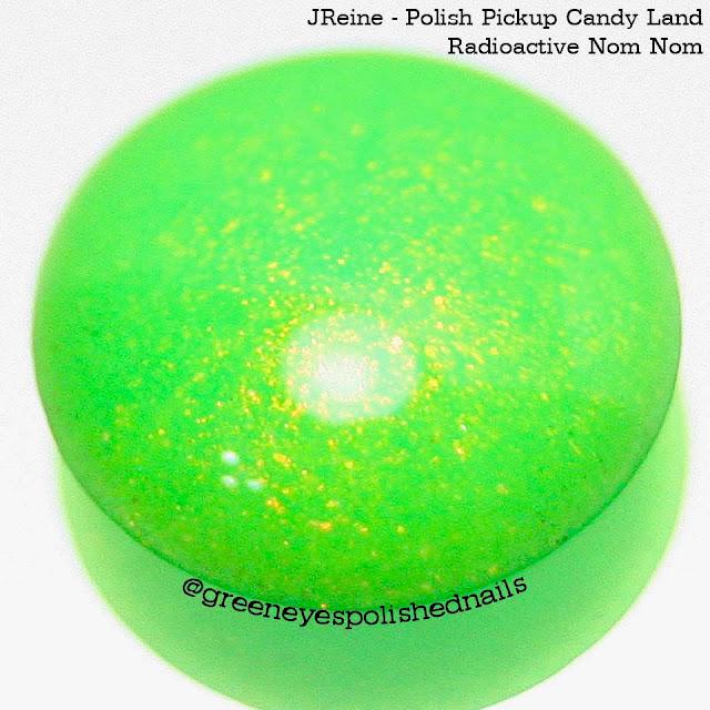 JReine Radioactive Nom Nom - May 2020 Polish Pickup Candy Land