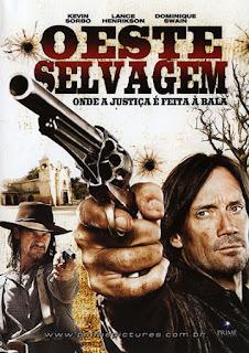 Oeste Selvagem - DVDRip Dublado