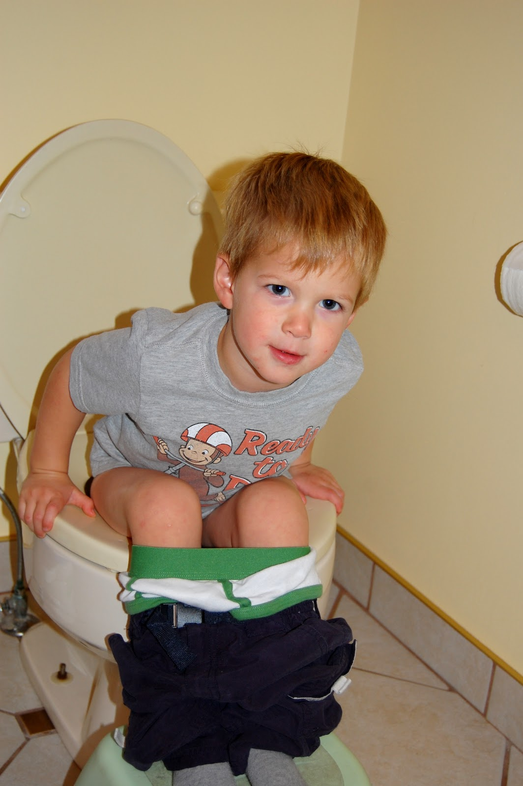The Adventure of Toilet Training - Growing Great