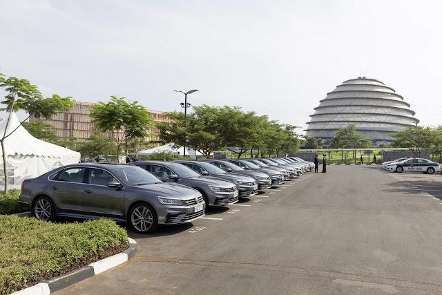 Volkswagen Ruanda