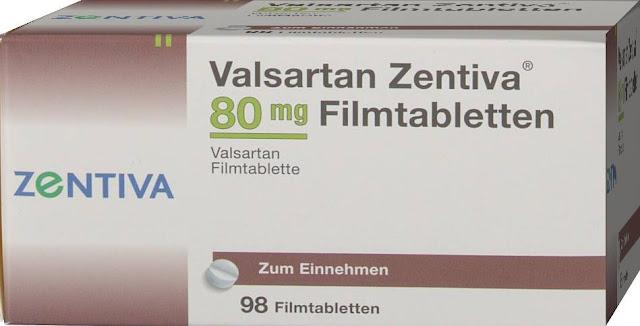 lista medicamente cu valsatran cancerigene retrase din romania