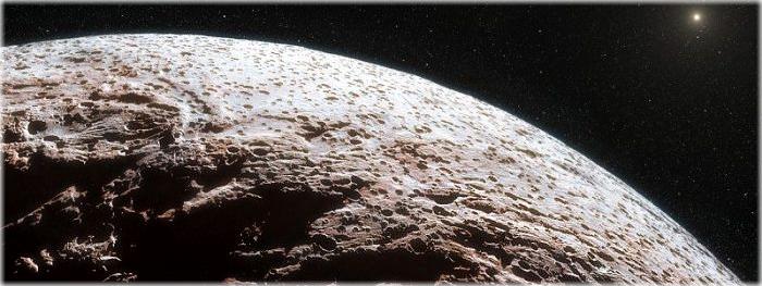 Niku - objeto descoberto além de Netuno