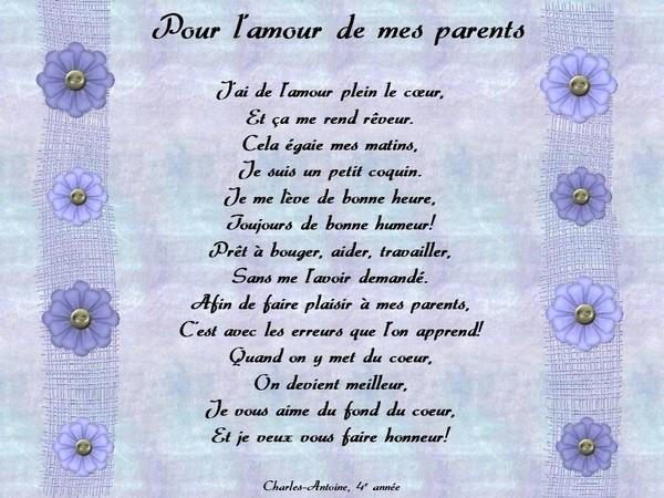 Citations Option Bonheur Poèmes Affectueux Denfants Pour