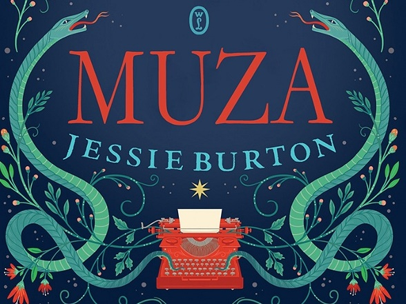 Zatrać się w Muzie, Jessie Burton. PRZEDPREMIEROWO!