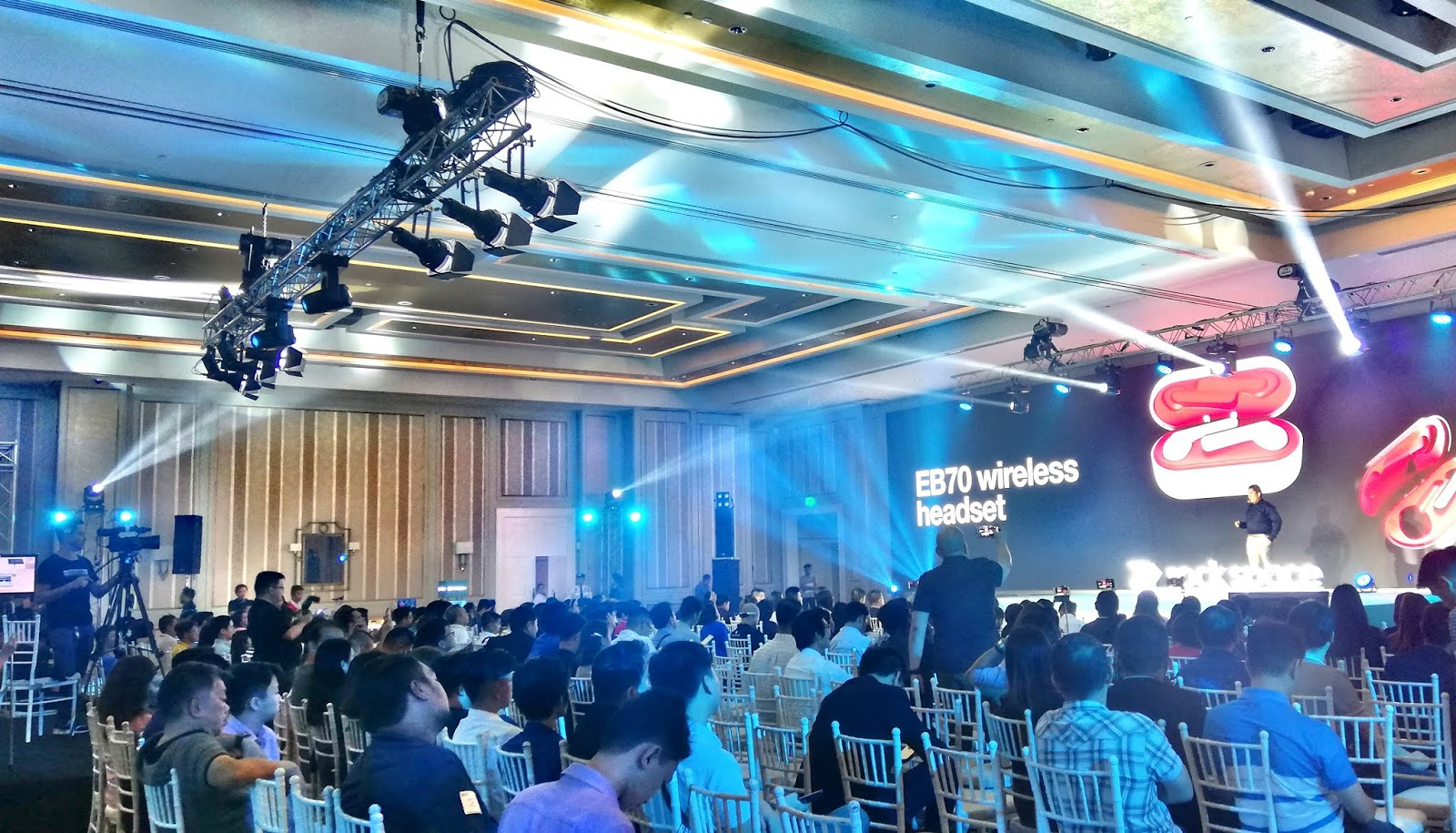 Tech Brand ROCK SPACE Officially Launched in the Philippines