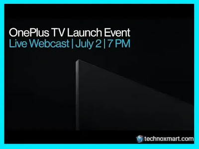 OnePlus TV 2020 Models Is Launching Today In India: Here's How To Watch Livestream, Anticipated Price, More