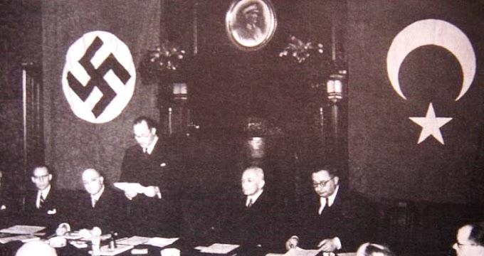 """Αυτή είναι η Τουρκία! Πολύτιμο μετάλλευμα στον Χίτλερ, κάποιοι τη λένε ακόμα """"σύμμαχο"""""""