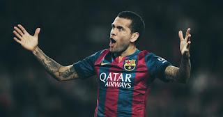 Dani Alves: 'Barcelona are just another team, they lack identity and understanding