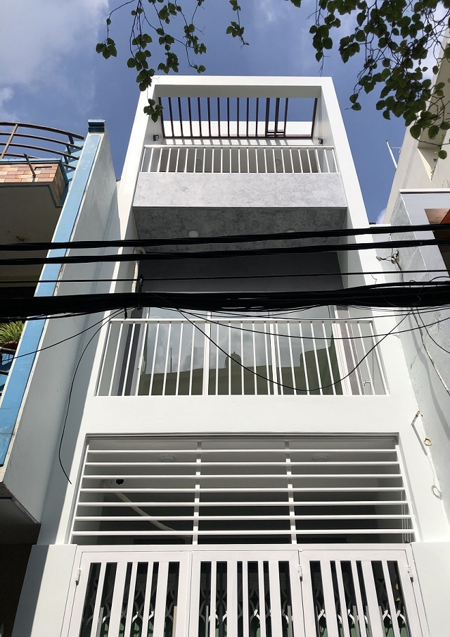 Nhà phố 2 tầng 172m2