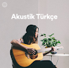 Akustik Türkçe (spotify) Mart 2020 Tek Link indir
