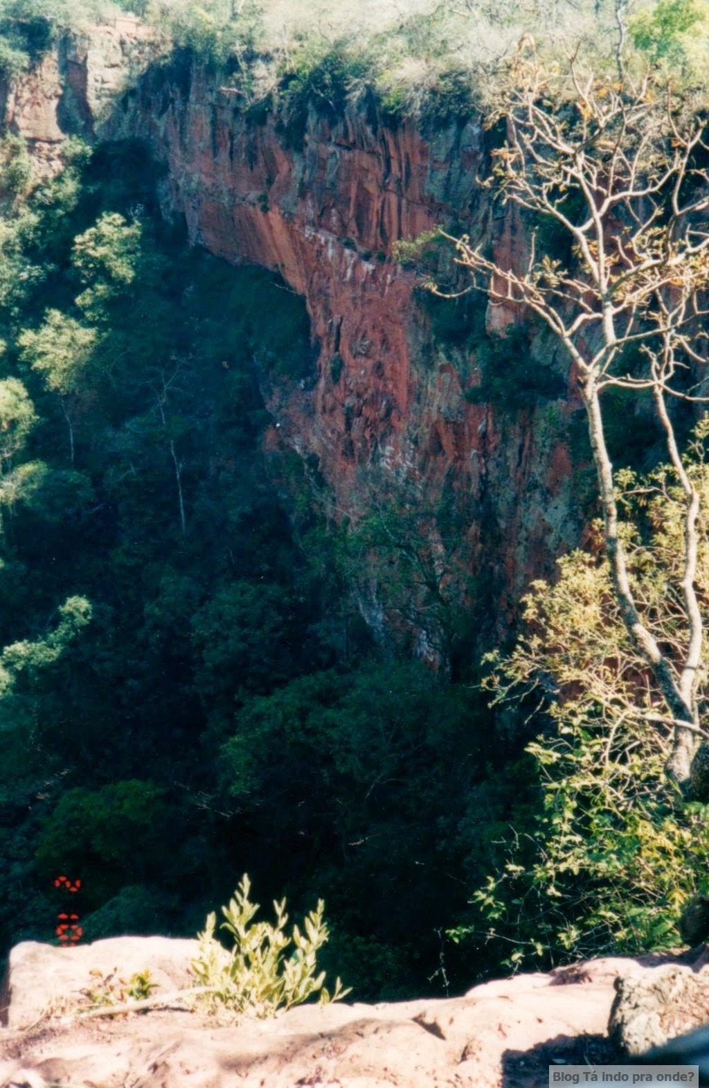 Buraco das Araras - Bonito